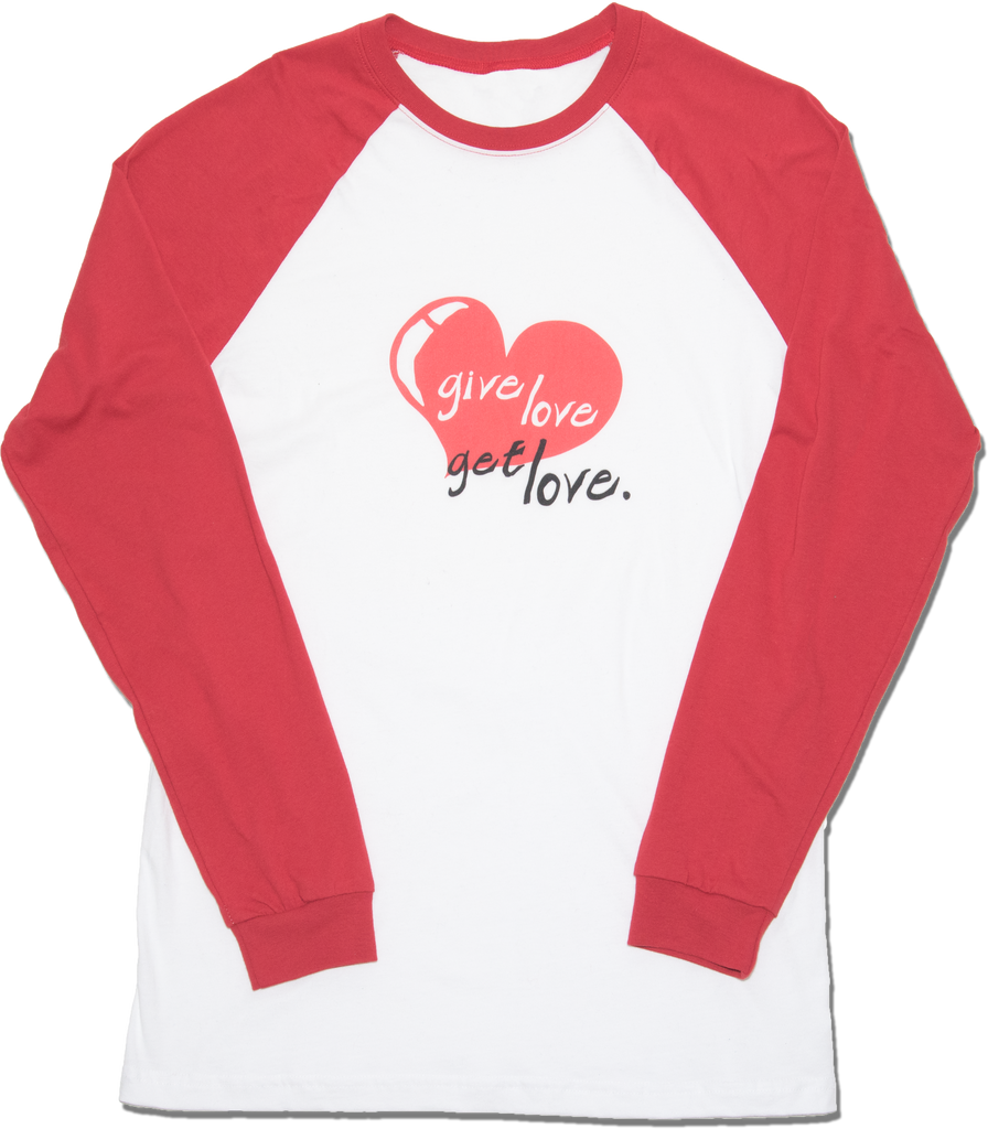 Give Love Longsleeve