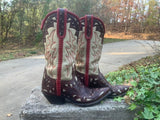 Size 8.5 women's Liberty boots