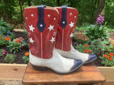 Size 11 women's or 9.5 men's custom made boots