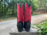 Size 8.5 women's Code West boots