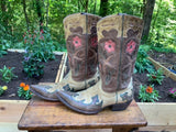 Size 9 women's Old Gringo boots