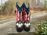 Size 12 EE women's Rockin Country boots