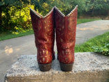 Size 7.5 women's Old Gringo boots