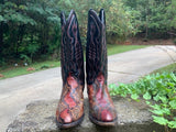 Size 8.5 women's Dan Post boots