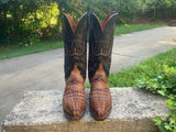 Size 6 women's Lucchese boots