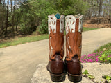 Size 7.5 women's Leddy Ranch boots