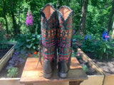Size 5 women's Johnny Ringo boots