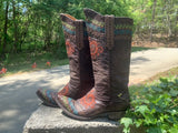 Size 9.5 women's Old Gringo boots