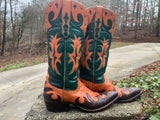 Size 7 women's Stallion boots