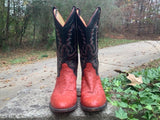 Size 9.5 men's or 11 women's Panhandle Slim boots