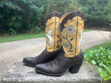 Size 5.5 women's Caborca boots