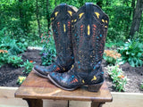 Size 8 women's Corral boots