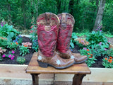 Size 7 women's Old Gringo boots