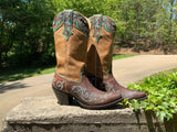 Size 8.5 women's Sterling River boots