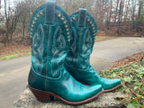 Size 7.5 women's Justin boots