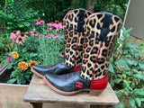 Size 10 women's Cinch Edge boots