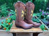 Size 7.5 women's Rancho Loco boots