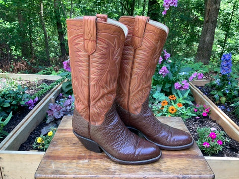 Size 6.5 women's custom made boots