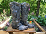 Size 6.5 women's Old Gringo boots for Double D Ranch