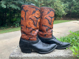 Size 10.5 men's Rocketbuster boots