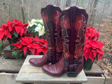 Size 7 women's T O Stanley custom made boots