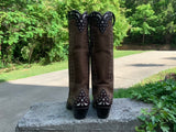 Size 5.5 women's Stallion boots