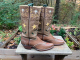 Size 5.5 women's Rocketbuster boots