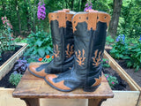 Size 6 women's Larry Mahan boots