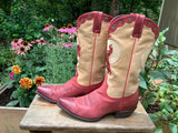 Size 8.5 women's Caborca boots