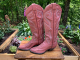 Size 6.5 women's Larry Mahan boots