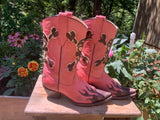 Size 9 women's Corral boots