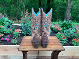 Size 7.5 women's Corral boots
