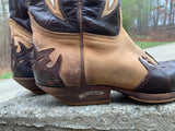 Size 9 men's or 10.5 women's Sendra boots