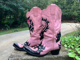 Size 9.5 women's Rancho Loco boots
