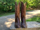 Size 7.5 women's custom made boots