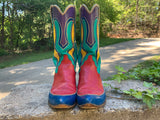 Size 6.5 women's Justin boots