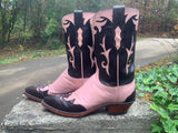 Size 8 women's Lucchese boots