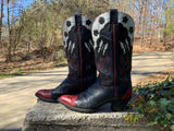 Size 9 women's Larry Mahan boots