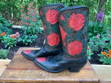 Size 5 C women's Stallion boots