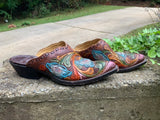 Size 7 women's Corral mules