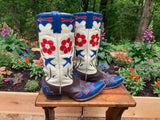 Size 10 women's custom made boots