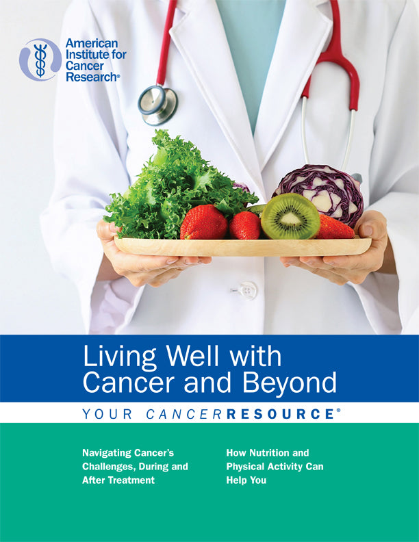 INSTANT DOWNLOAD: Cancer Resource: Living with Cancer