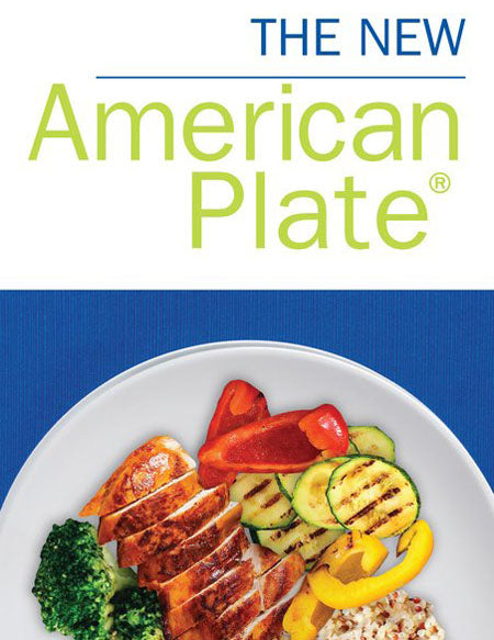 The New American Plate (Pack of 25)