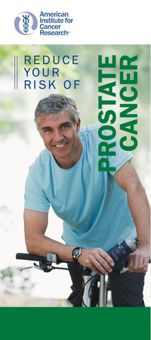 Reduce Your Risk of Prostate Cancer (Pack of 25)