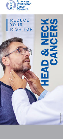 Reduce Your Risk for Head & Neck Cancers