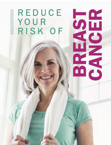 Reduce Your Risk of Breast Cancer (Pack of 25)