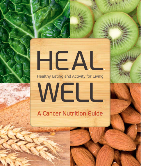 Instant Download: Heal Well: A Cancer Nutrition Guide