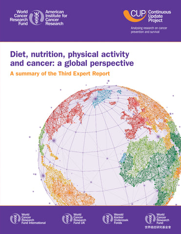 Diet, Nutrition, Physical Activity and Cancer: A Global Perspective