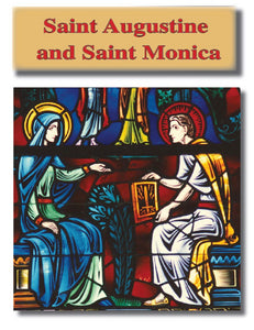 Saint Augustine and Saint Monica Blog Post