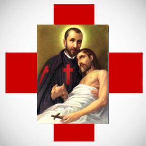 St. Camillus de Lellis  and The Red Cross